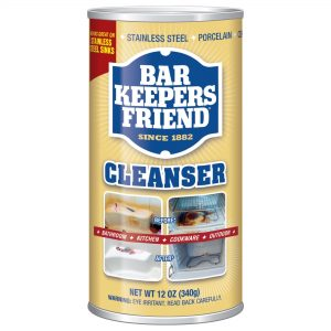 CREME & PASTE CLEANERS